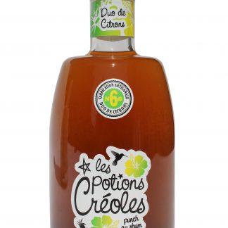 Les Potions Créoles Duo de citrons