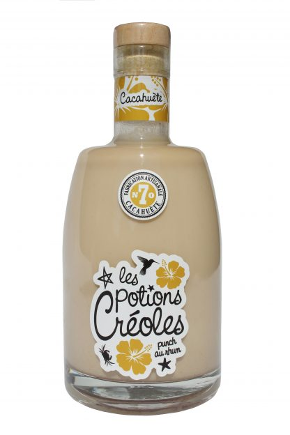 Les Potions Créoles punch cacahuète